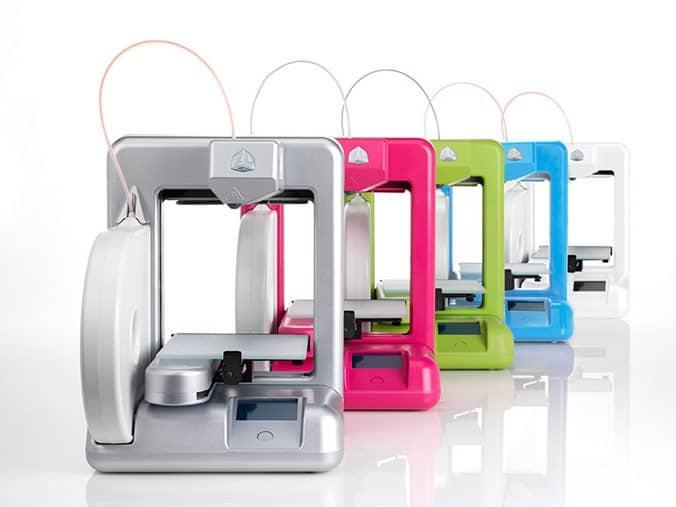3D Systems Cube 3D Drucker