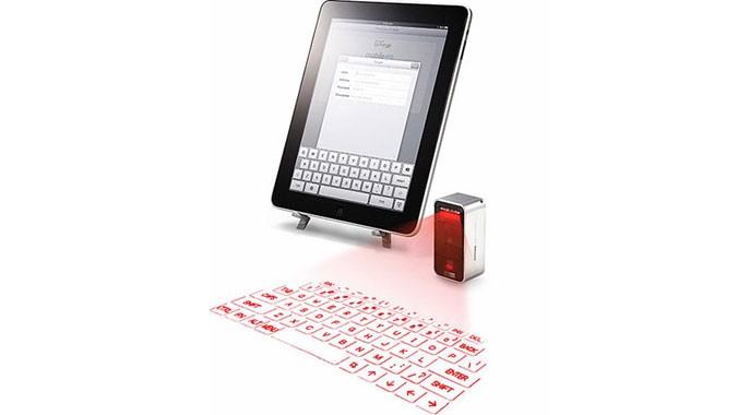 Cube Laser Tastatur