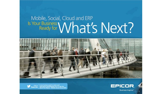 Epicor ERP-Studie