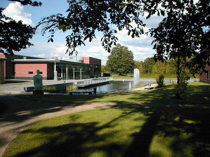Hasso Plattner Institut (HPI) Hörsaalgebäude