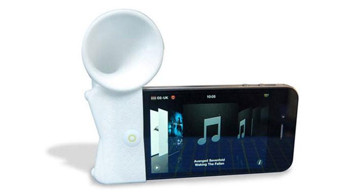 Horn iPhone Lautsprecher