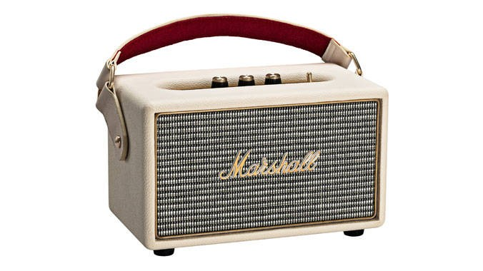 Marshall Kilburn in Cream