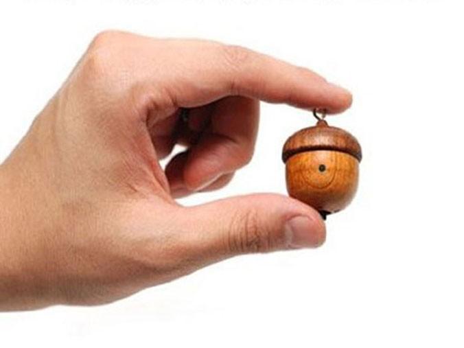 Motz Tiny Wooden Speaker