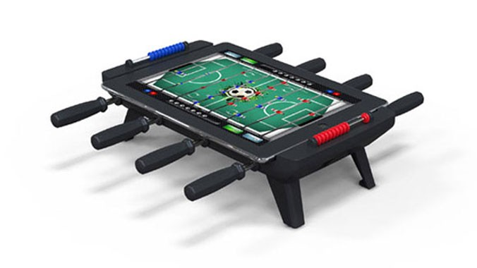 New Potato Technologies Classic Match Foosball