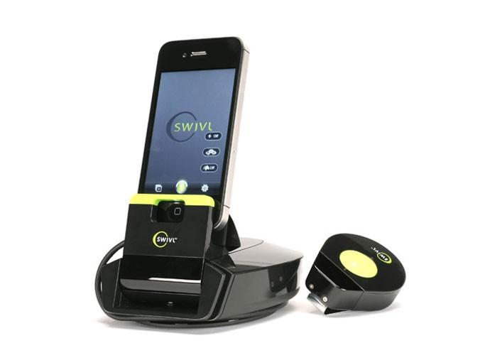 Satarii Swivl Motion Smartphone Dock