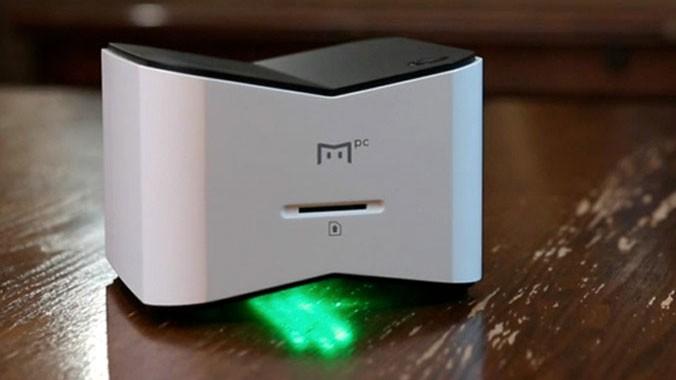 ZeroDesktop MiiPC